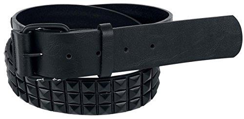Studded Belt Cintura nero 90 cm