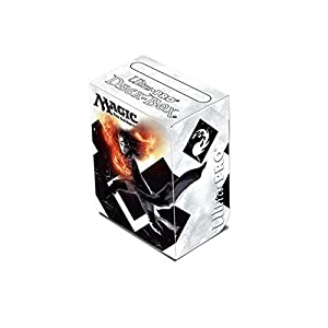 Magic M15 Set of 5 New Ultra-Pro Deck Boxes Fits Magic, Pokemon, WoW, YuGiOh, Other Cards (Features All 5 Planeswalker Designs) Ajani, Jace, Liliana, Nissa, Chandra MTG 2015