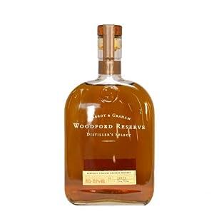 Woodford Reserve Bourbon 43.2% 70cl