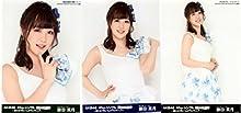 AKB48 公式生写真 45th 総選挙 新潟 会場限定 3種コンプ 【鎌田菜月】 SKE48