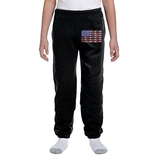 usa-guns-and-bullets-flag-youth-cotton-sweatpants