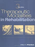 Therapeutic Modalities in Rehabilitation,