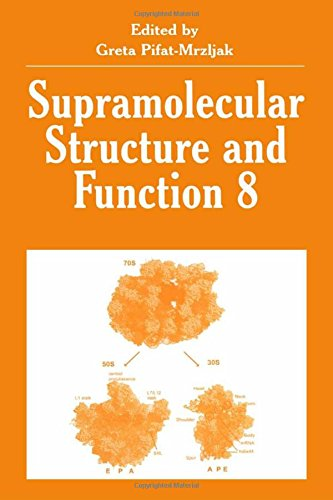 Supramolecular Structure and Function 8 (Bioengineering, Mechanics, and Materials: Principles and App)
