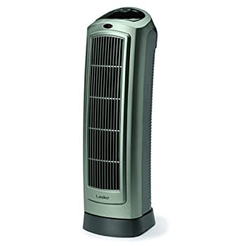 Lasko 5538 Ceramic Tower Heater with Remote Control