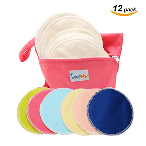 love-my-antibacterial-soft-bamboo-water-absorbent-nursing-pads-for-breastfeeding-mothers-6-pairs
