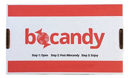 Bocandy - Assorted International Candy and Snack Box