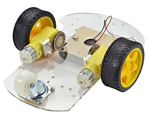 Makaba Smart Robot 2WD Car Chassis Kit Speed Encoder Battery Box For Arduino Worldwide Shipping Model: (2wd Robot Car compare prices)