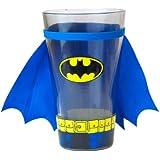 Batman DC Comics Super Hero Caped Pint Glass