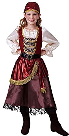 Little Buccaneer Beauty Girls Halloween Costume