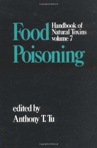 Handbook of Natural Toxins, Vol. 7: Food Poisoning