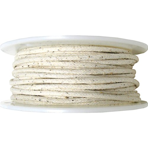 Great Deal! Wrights 183 9001-29A Cotton Piping, 50-Yard, 1/4-Inch, Natural