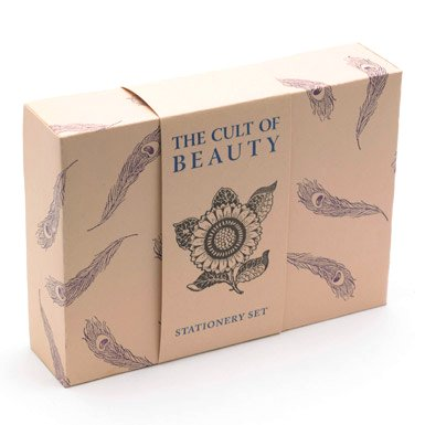 Cult of Beauty Stationery Box||EVAEX ||RNWIT