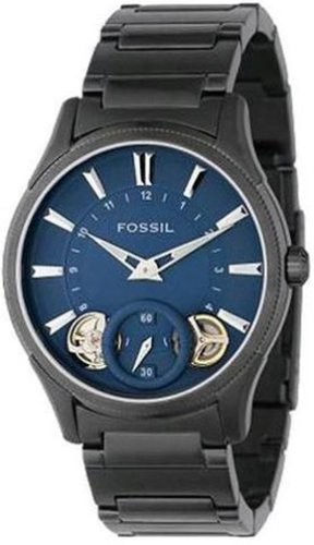 FOSSIL (フォッシル) 腕時計 TWIST ネイビー ME1034 メンズ [正規輸入品]