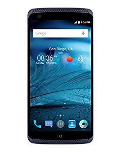 ZTE Axon Pro - Factory Unlocked Phone - Phthalo Blue (U.S. Warranty)