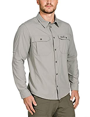 Jack Wolfskin Men's Mosquito Safari Shirt