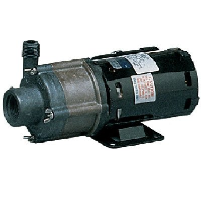 Franklin Electric 582603 Magnetic Drive Pump, Highly Corrosive, 1/10 Hp, 10.5 Psi Shut Off, 115V, 60Hz