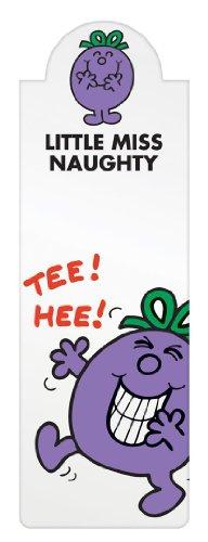 Little Miss Naughty Magnetische Lesezeichen