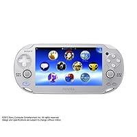 PlayStation Vita Wi-Fiモデル アイス・シルバー