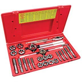 25PC SAE Tap/Die Set (Irwin Sae Tap And Die Set compare prices)