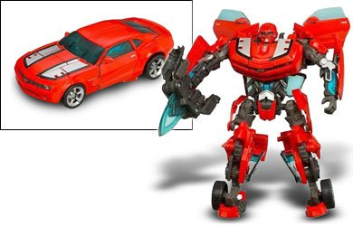 Transformers Movie Deluxe - Cliffjumper