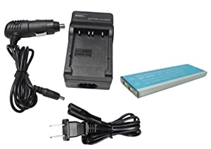 New View BP-800S Camera battery and charger set For KYOCERA camera