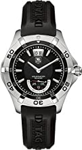 TAG Heuer Men s WAF1010 FT8010 Aquaracer Grand Date Watch