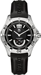 TAG Heuer Men s WAF1010 FT8010 Aquaracer Grand Date Watch