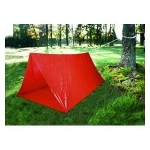 SE Camping Tube Tent ET8256 8.25' x 6' orange color