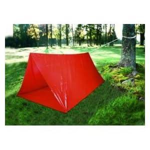 SE Camping Tube Tent ET8256 8.25' x 6' orange color