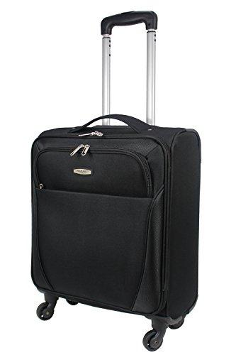 hight-quality-easyjet-ryanair-lighweight-4-wheel-hand-luggage-cabin-luggage-travel-bag-rl712-black