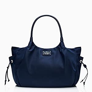 Kate Spade York Union Square Stevie Baby Shoulder Bag Navy from Kate Spade