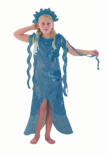 Meerjungfrau-Kostüm für Mädchen der Altersklasse 6 - 9
