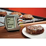 Charcoal Companion Steak Station Digital Meat Thermometer