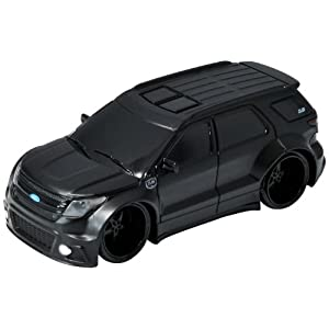 Toystate Dub Garage Rim Rockerz: Ford Explorer
