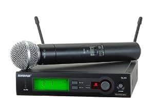 Shure SLX24/SM58 Handheld Wireless System, J3
