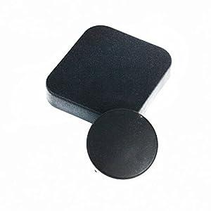 XT-XINTE cache de l'objectif de l'appareil photo et le logement compatible avec récipient étanche GoPro Hero3