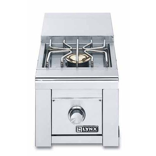 Lynx Lsb1-2-Lp Built-In Single Propane Gas Side Burner (Discontinued By Manufacturer)