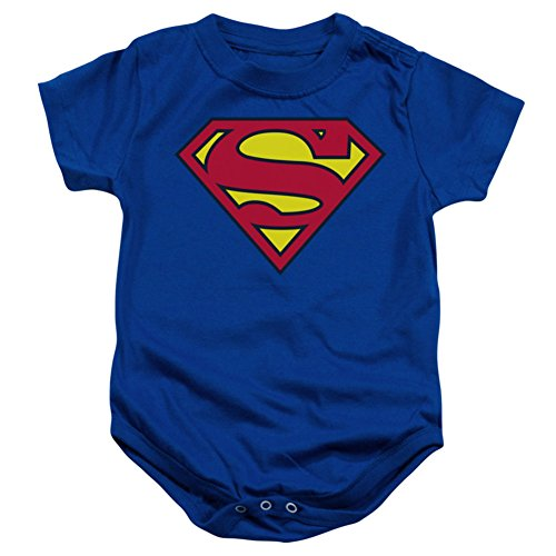 DC Comics Superman Creeper Romper Snapsuit Size: 6-12 Months Review