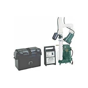 Zoeller?507-0005?Basement?Sentry?Battery?Backup?Pump at Sears.com