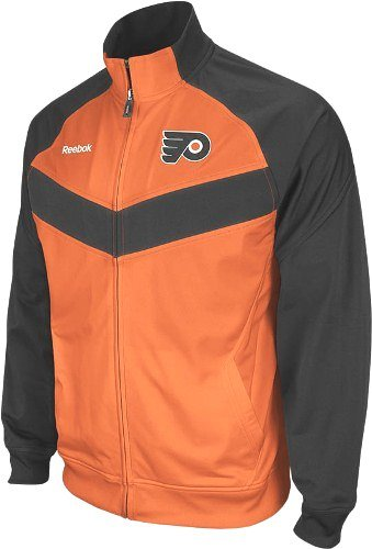NHL Philadelphia Flyers Center Ice Travel Jacket