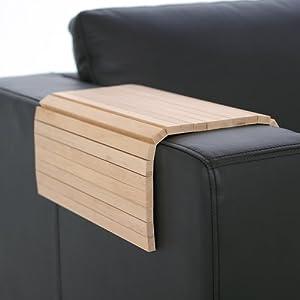 sofa tablett jil massivholz birke lack klar k che haushalt. Black Bedroom Furniture Sets. Home Design Ideas
