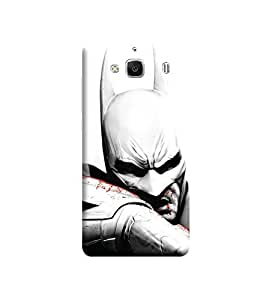EPICCASE Premium Printed Back Case Cover With Full protection For Xiaomi Redmi 2s (Designer Case)