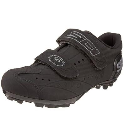 Sidi Vigo Men's Spinning/Indoor Training Bicycle Shoes - Black (Black