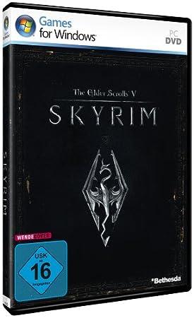 The Elder Scrolls V: Skyrim (PC, Standard-Edition)