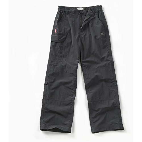 craghoppers-childrens-kids-boys-girls-nosilife-insect-repellent-cargo-trousers-pants-black-pepper-13