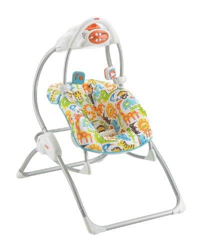 Imagen 1 de Baby Gear V4959 - Columpio-Hamaca 2 En 1 (Mattel)