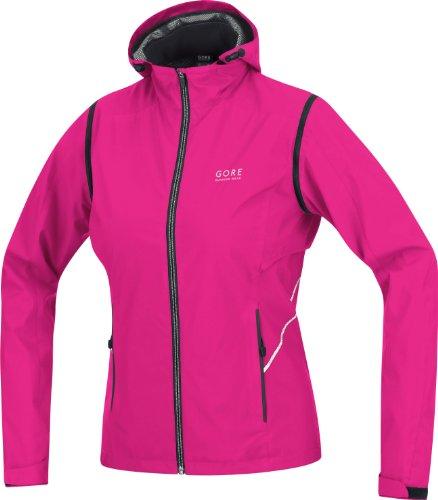 Gore Running Wear Essential Women's Zip-Off Jacket