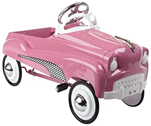 InStep Pink Lady Pedal Car