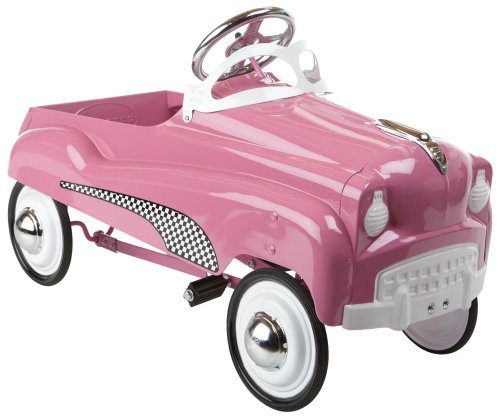 Review Of InStep Pink Lady Pedal Car
