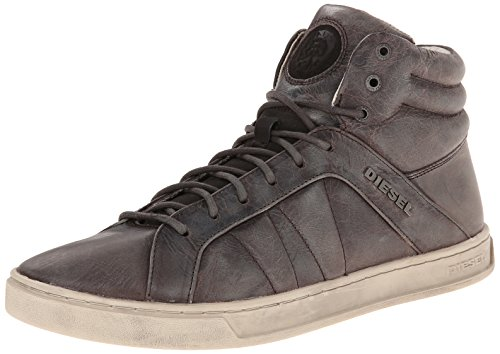 B00O3CDM4W Diesel Men's Great Beyond Riotness Fashion Sneaker, H Grey, 10.5 M US